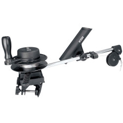 Scotty 1050 Depthmaster Manual Downrigger W/ Clamp Mt