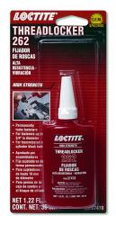 Loctite Permanent Threadlocker, 36 ml - Sierra