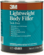 Lightweight Body Filler (3m Marine)