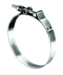 "3 1/2"" T Bolt Band Clamp - Sierra"