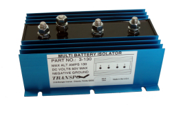 BI3-130 130-AMP Battery Isolator - API Marine