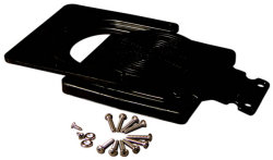 Quick Disconnect Boat Seat Mount Kit, Black - Tempress