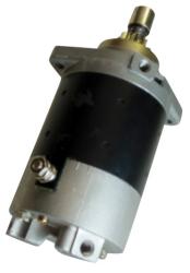 MOT5020N Complete Outboard Starter Motor for Suzuki Outboards - API Marine