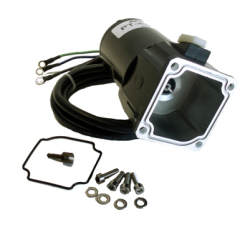 PT490N 12V 3-Wire Power Tilt & Trim Motor/Reservoir for Mercury Marine, Mariner, Force Outboards - API Marine