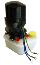 PT524N-2 24V 3-Wire Power Tilt & Trim Motor/Reservoir/Pump for Mercruiser - API Marine