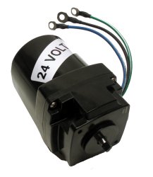 PT524NM 24V 3-Wire Power Tilt & Trim Motor for Mercruiser - API Marine