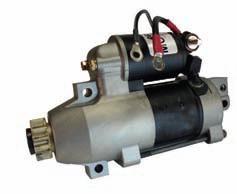 MOT5021N Complete Outboard Starter Motor for Yamaha Outboards - API Marine