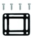 18-8508 Exhaust Manifold Mounting Kit for Mercruiser Stern Drives