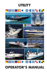 Utility, V-hulls, Jon Boats - Boat Owner's Manual - Ken Cook Co.