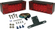 Seasense LED Low Profile Trailer Tail Light Kit