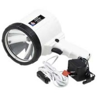 Nightblaster® Qr-2000 2MIL/CP Rechargeable Spotlight, White - Optronics