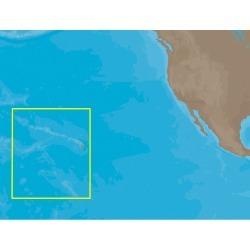NT+ NA-C603 C-Card Hawaiian Islands Electronic Charts - C-Map