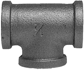 "Pipe Tee 1-1/4"" IPS, Bronze - Midland Marine"