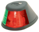 Bi-Color Bow Light, Red Green, Black Housing - Seachoice