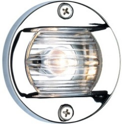 "Stern Light, 3"" Diameter, Round - Seachoice"