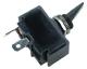 Toggle Switch, Black Plastic - Seachoice-On - Off