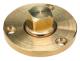 """Garboard Drain & Plug, 1/2"""" - Seachoice"""