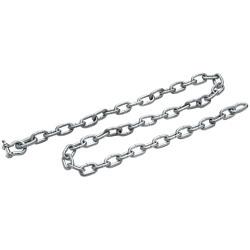 "Anchor Chain & Shackles, Galvanized, 3/16"" x 4' (.48cm x 121.9cm) - Seachoice"