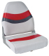Wise Stripe High-Back Folding Fishing Seats