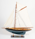 Penduick Yacht (Painted) - Old Modern Handicrafts