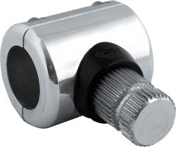 "Accessory-Ready Clamp, Fits 1-1/4"" & 1-1/2"" IPS Pipe - Taco"