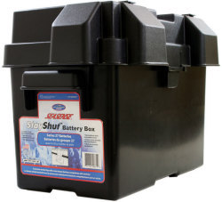 StayShut Battery Box 6 Volt - Seasense