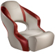 Aergo 240 Boat Bucket Seat with Bolster, Tan  …