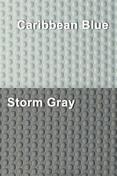 "14"" x 36"", 16mm, Caribbean Blue/Storm Gray - SeaDek"