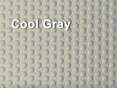 Coaming Bolster Pad Set (2), Cool Gray - SeaDek
