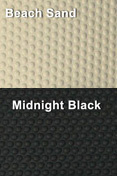 "14"" x 36"", 16mm, Beach Sand/Midnight Black - SeaDek"