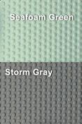 "14"" x 36"", 16mm, Seafoam Green/Storm Gray - SeaDek"