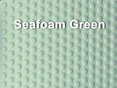 Coaming Bolster Pad Set (2), Seafoam Green - SeaDek
