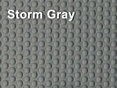 Coaming Bolster Pad Set (2), Storm Gray - SeaDek