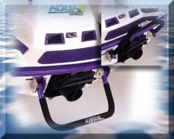 Honda Aqua Trax F12, F12X, R12, R12X, Polished PWC Step - Aqua Performance