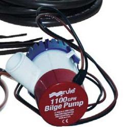 Rule 1100 GPH Bilge Pump - PWC Parts