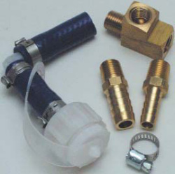 Kawasaki All ZXI, STX, & Ultra 130 (Deluxe) Flush Kit - PWC Parts