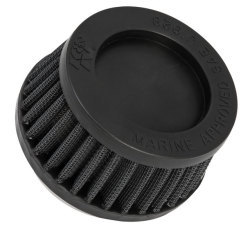 K&N Low Profile Tall Replacement Filter - K&N Performance