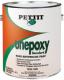 Unepoxy Standard, Black, Gallon - Pettit Pain …