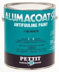 Alumacoat SR Boat Paint, White, Gallon