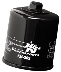 Yamaha FX/VX 2005-2007 K&N Oil Filter - K&N Performance