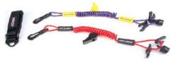 Ultimate PWC Safety Lanyard Red/Black - PWC Parts