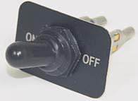 Rule Thru-Hull On/Off Waterproof Toggle Switch - PWC Parts