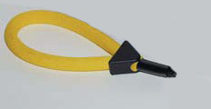 Floating Lanyard Wrist Attachments Only Yellow - PWC Parts