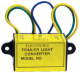Trailer Light Converter, 5 to 4 Wire - Seachoice