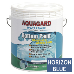 Aquagard Waterbased Anti-Fouling Bottom Paint - Gallon - Horizon Blue