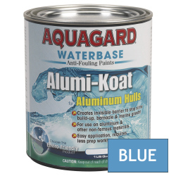 Aquagard II Alumi-Koat Anti-Fouling Waterbased - Quart - Blue
