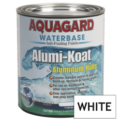 Aquagard II Alumi-Koat Anti-Fouling Waterbased - Quart - White