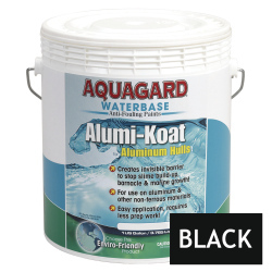 Aquagard II Alumi-Koat Anti-Fouling Waterbased - Gallon - Black