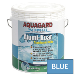 Aquagard II Alumi-Koat Anti-Fouling Waterbased - Gallon - Blue