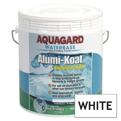 Aquagard II Alumi-Koat Anti-Fouling Waterbased - Gallon - White